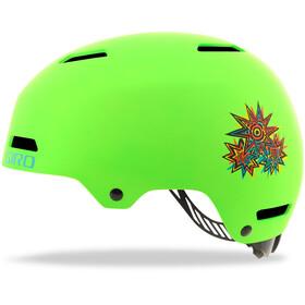 Giro Dime FS casco per bici Bambino verde